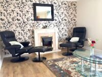 Modern, Vibrant & Central 2 Bed Flat with Parking