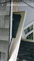 EAVESTROUGH CLEANING/REPAIRS FLAT RATE $199