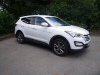 Hyundai Santa Fe Style.