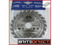 115x22 x 24T, 125x22 x 24T, 115x22 x 40T, 125x22 x 40TTCT SAW BLADE FOR WOOD AND PLASTIC Angle Grin