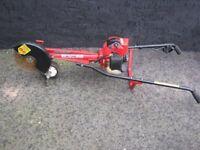 Atom Petrol Lawn Edger / Tarmac or Concrete Cutter