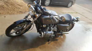 1979 Honda gl1000 goldwing $3700 cafe racer