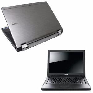 Dell Latitude E6410 Intel Core i7 Processor with 4GB Ram & Big..