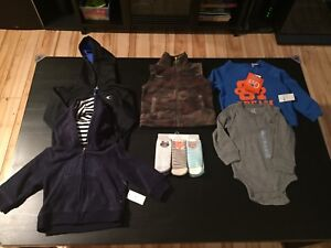 Boys clothing 18-24 months brand new and used