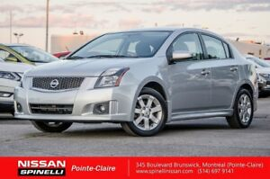 2012 Nissan Sentra SR A/C MAGS HEATED SEATS BLUETOOTH LOW KM