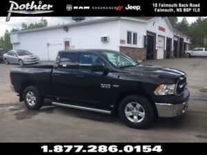 2017 Ram 1500 SXT | CLOTH | TOW MIRRORS | SAT |