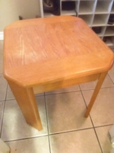Nice end table pick up today for 20.00