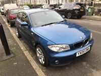 BMW 1 SERIES PERFECT CONDITION - 1 YEAR MOT