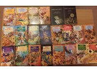 Terry Pratchett book bundle - Will also consider offers for individual books