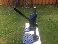 Record Power D.M.S 26 Drill stand