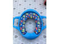 Thomas the tank toilet seat