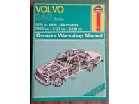VOLVO 240 SERIES 1974 ~ 1986 HAYNES SERVICE REPAIR MANUAL 270