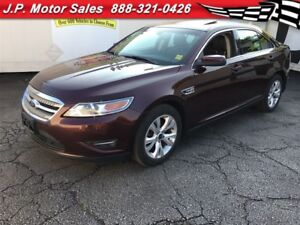 2011 Ford Taurus SEL, Auto, Leather, Heated Seats, AWD, 72,000km