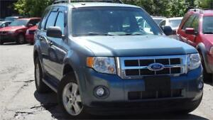 2011 Ford Escape XLT with SAFETY AWD