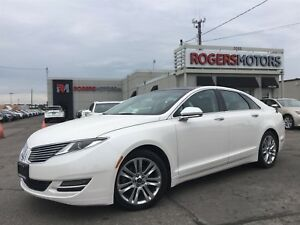 2013 Lincoln MKZ - NAVI - PANORAMIC ROOF - LEATHER