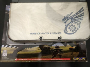 LNIB New Nintendo 3DS XL Monster Hunter 4 Ultimate Edition