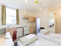 Twin Studio Swiss Cottage Short Lets £75 per night all bills and WIFI