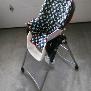 disney mickey mouse high chair