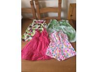3-5yrs Girl's Summer Dresses