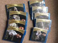 Wing Chun Kung Fu Blu Ray Set
