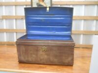 antique trunk / chest