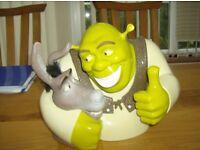 Shrek talking biscuit barrel