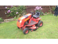 Countax ride on mower 16hp