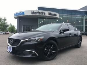2016 Mazda MAZDA6 GT w/ TECHNOLOGY PKG. LEATHER, SUNROOF
