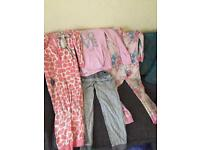 Girls pjs age 12-13 years