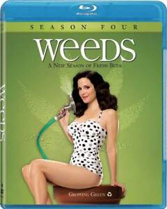 Weeds-Season 2,4 and 5 Blu-Ray- $10 each-Excellent shape