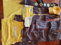 Brownie Uniform Bundle age 7