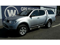 2012 Mitsubishi L200 Barbarian for Unreserved Auction