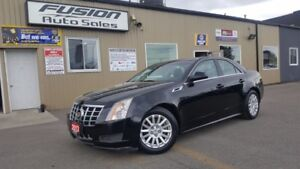 2013 Cadillac CTS Luxury-NAVIGATION-ULTRA VIEW SUNROOF-LEATHER-1