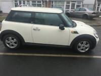 mini one 1.4 petrol in white