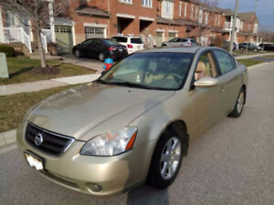 2003 Nissan Altima Fully Loaded - Sell AS IS **Original Owner**