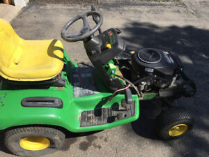 John Deere LX 277 parting out