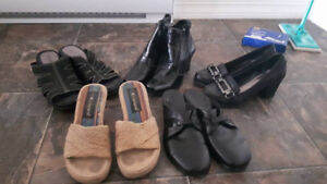 Shoes Sizes 5.5, 6 & 6.5 ALL for $10