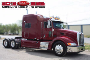 2012 PETERBILT 386 ***PACCAR MX13 455 HP - 13 SPEED***