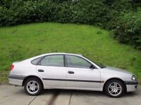 2002 Toyota Avensis 5Doors Manual With Long MOT PX Welcome