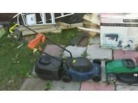 Electric Lawn Mower x 2