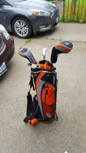 Youth golf clubs (Right - handed)
