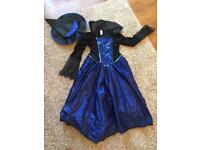 Girls fancy dress costume