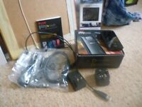 Kodak play n touch video camera with mic