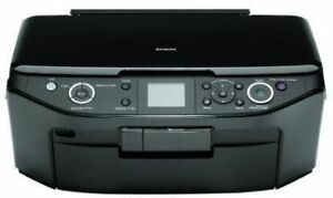 epson all in one printer rx595
