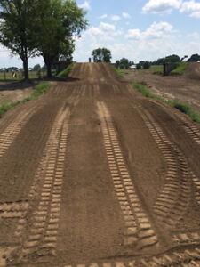 Kawartha Lakes Public Motocross Track!