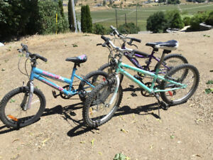 3 great bikes for ages 6-11