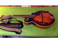 Ozark 2255 'F' Model Premium Mandolin; Pro-quality