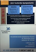 Regina Arthritis Society Symposiums