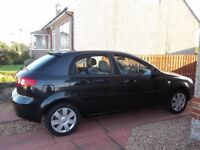 Chevrolet Lacetti - Genuine Low Mileage