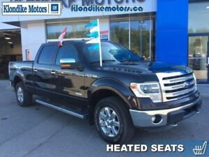 2014 Ford F-150 LARIAT  - Leather Seats -  Bluetooth -  Cooled S
